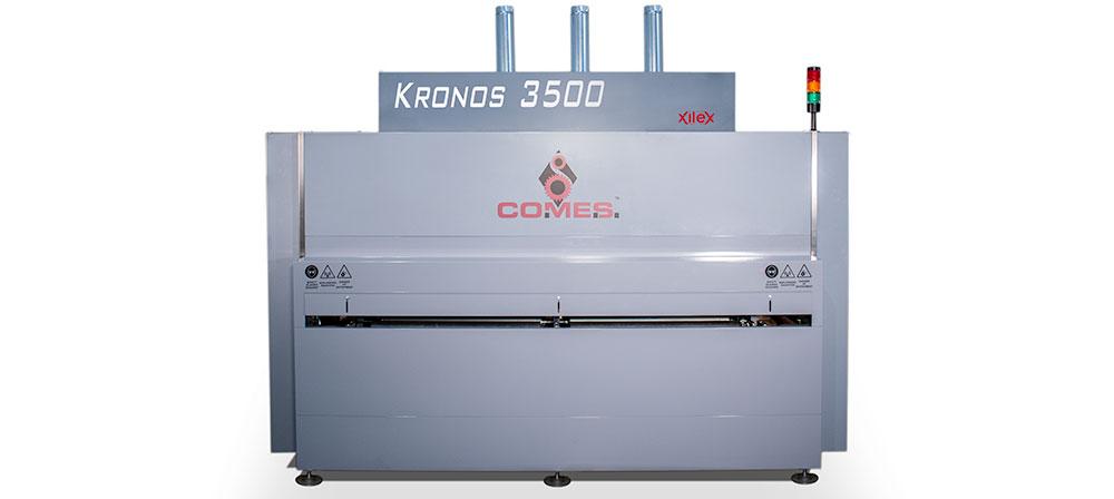 Máquina de secado de resinas epoxi para mármol y granito | kronos-3500