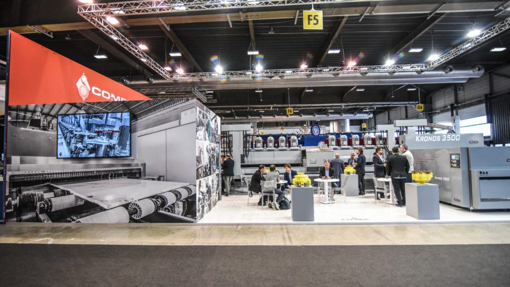 Xilex presents new equipment at Marmomac Fair