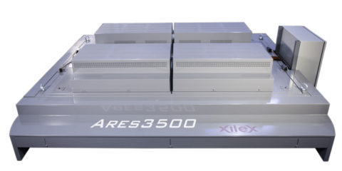 Drying of marble and granite slabs in 2 minutes with Ares oven by Xilex