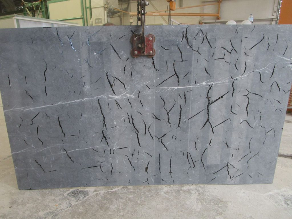 Slab resined with Ares and Kronos ovens